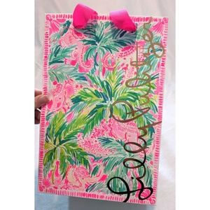 FREE WITH PURCHASE Lilly Pulitzer Shopping Bag